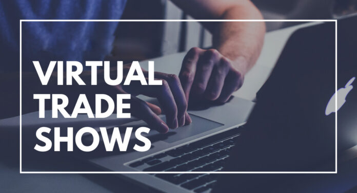 Difference between virtual and physical trade show