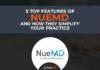 Features of NueMD EMR Software