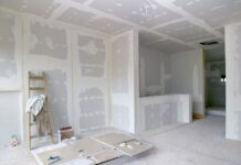 dry walling services Vancouver