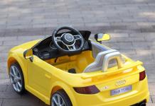 tobbi kids ride on car electric car