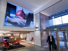 Digital Display signage