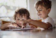 Educational games for toddlers online