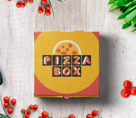 Custom Pizza Boxes