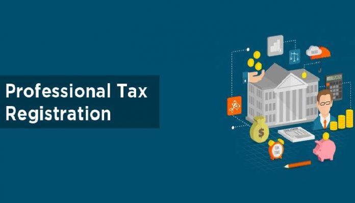 professional tax registration