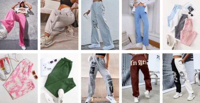 Shein sweatpants discount code