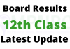 2nd Year Class Result 2021