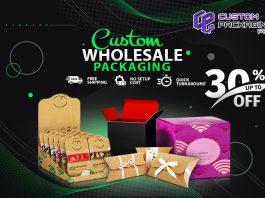 Custom wholesale Packaging