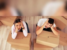 Serious Mistakes When Moving Yourself