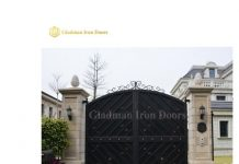 Adding street appeal to your home with wrought iron gates