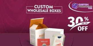 custom Wholesale Boxes