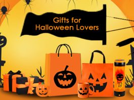 Gifts for Halloween Lovers, Halloween Giveaway Ideas