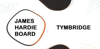 James hardie siding board